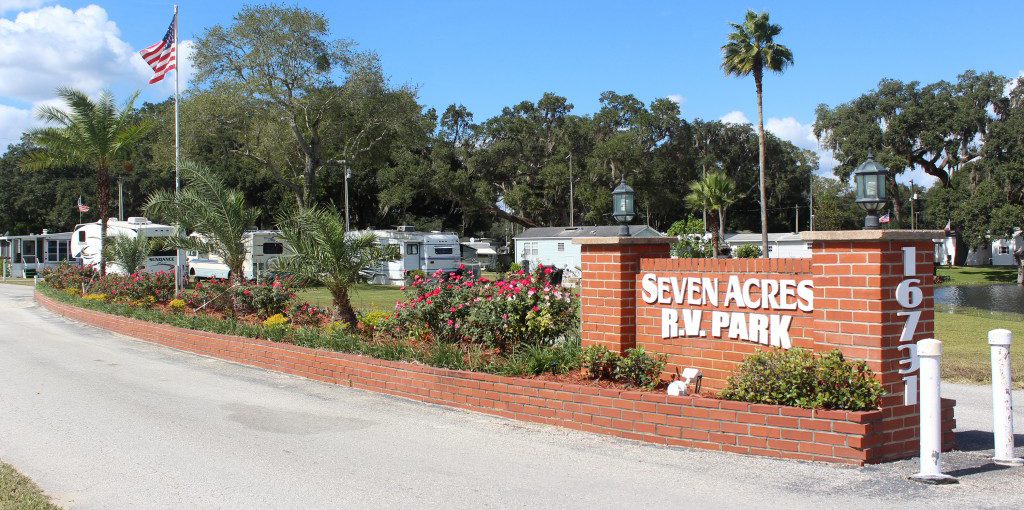 Welcome to Seven Acres RV Park